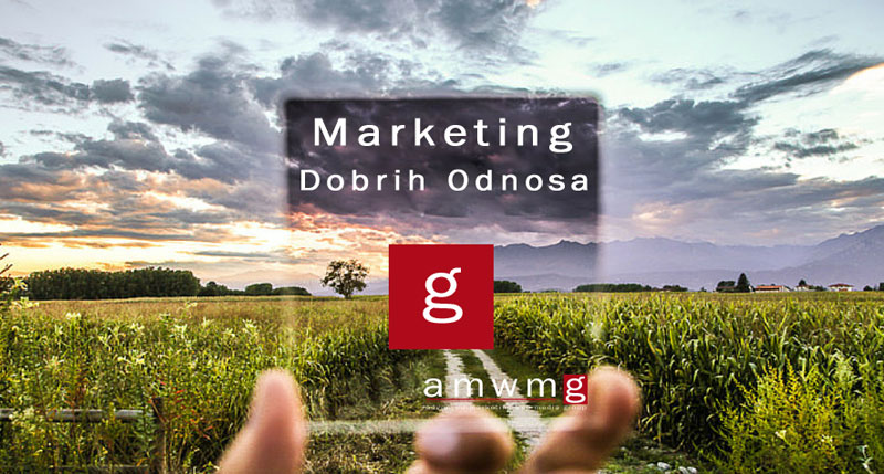 marketing dobrih odnosa